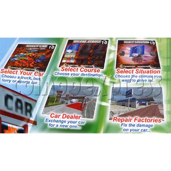 Thrill Drive 3 Twin 13856