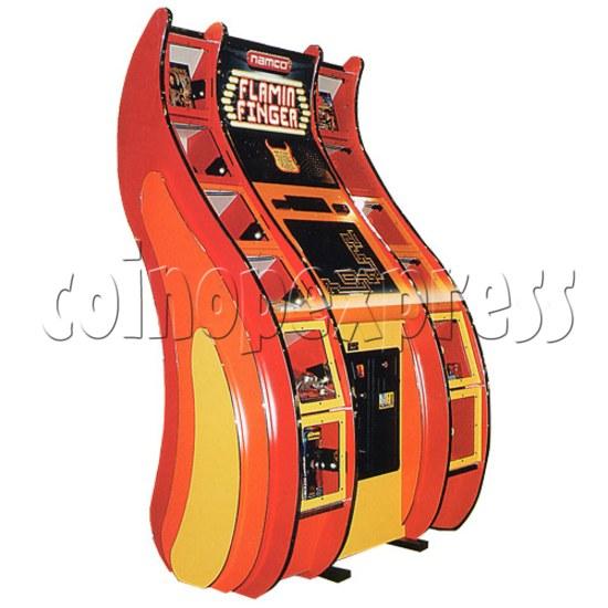 Flaming Finger Ticket Redemption Machine 13929