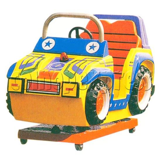 Beach Car Kiddie Ride 14038