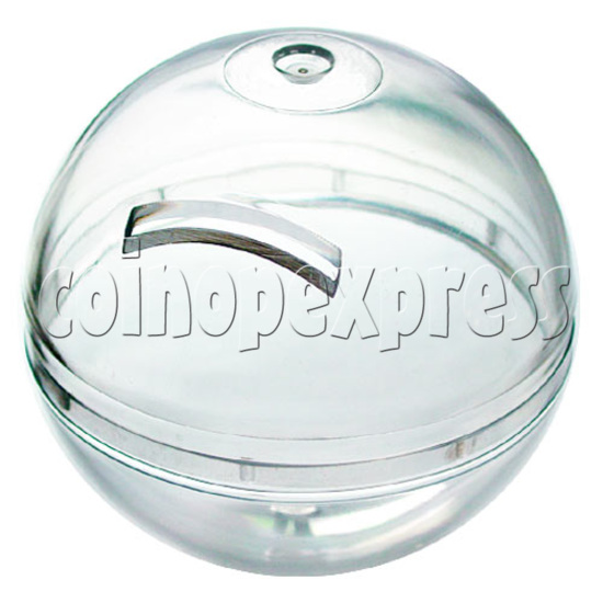 2.8 Inch Round Empty Capsule 14083