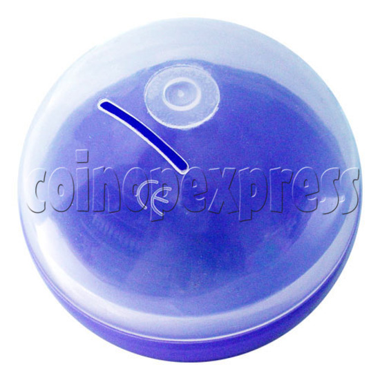 2.8 Inch Round Empty Capsule 14084