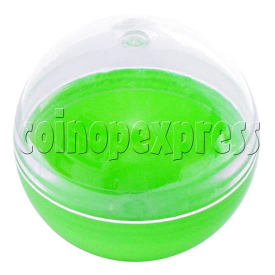 2.8 Inch Round Empty Capsule 14090