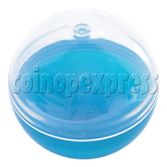 2.8 Inch Round Empty Capsule 14091