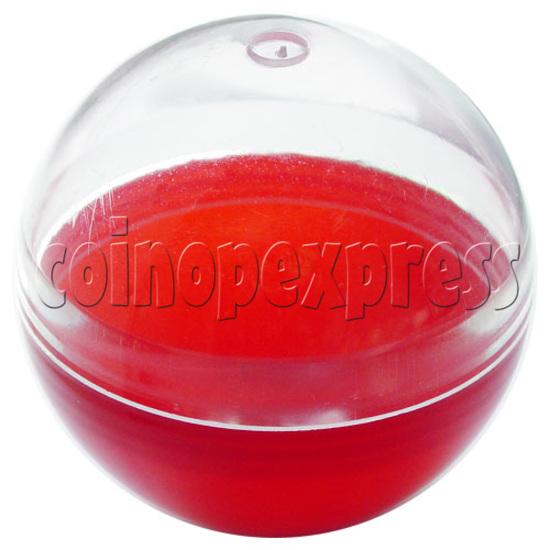 2.8 Inch Round Empty Capsule 14092