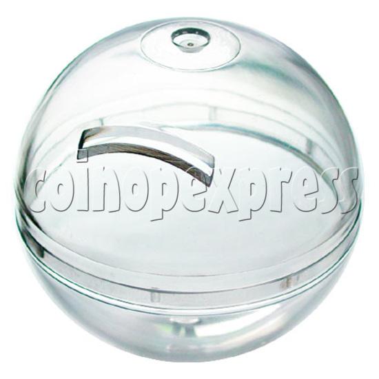 3.3 Inch Round Empty Capsule 14093