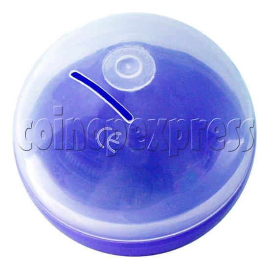 3.3 Inch Round Empty Capsule 14094