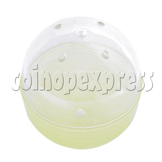 2.8 Inch Round Empty Capsule 14098
