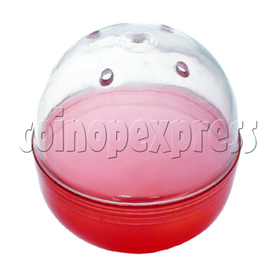 2.8 Inch Round Empty Capsule 14099