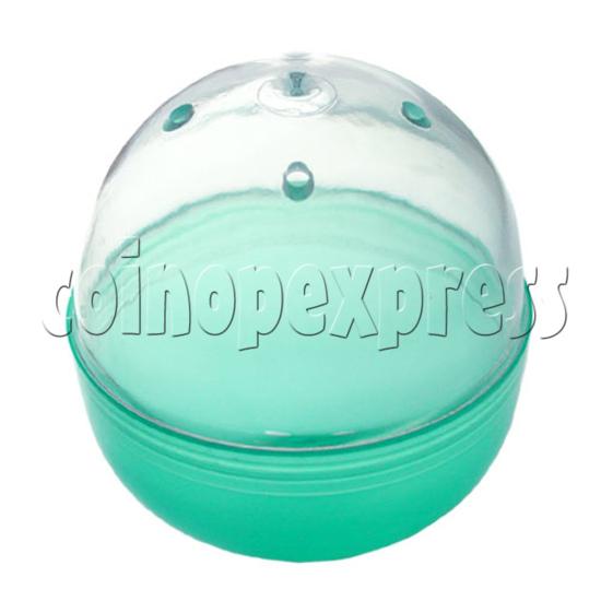 2.8 Inch Round Empty Capsule 14100