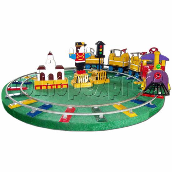 Steam Train Park Ride (4 Players) 14201
