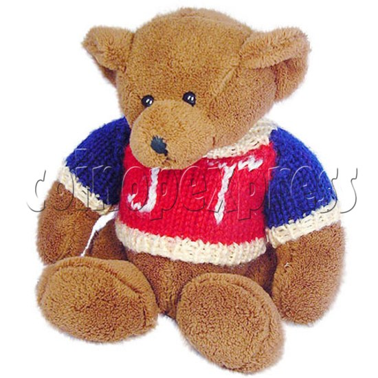 "10"" Sweater Bear 14338"