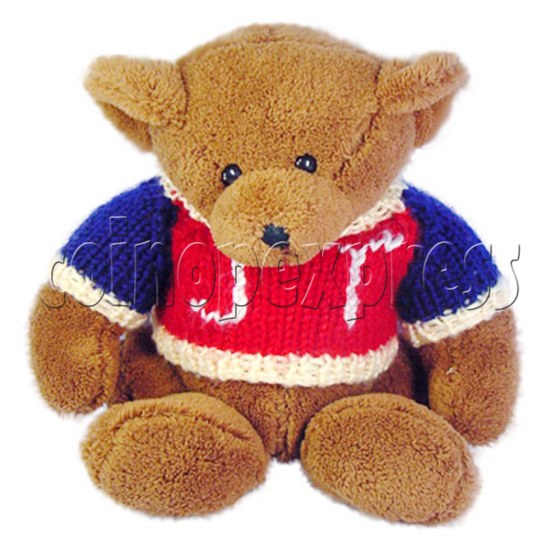 "10"" Sweater Bear 14339"