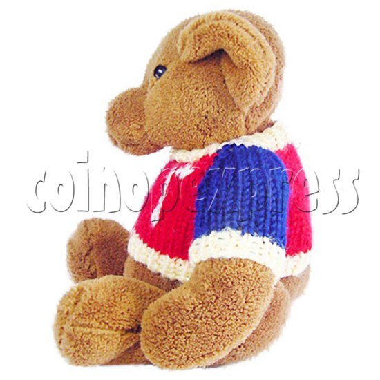 "10"" Sweater Bear 14341"