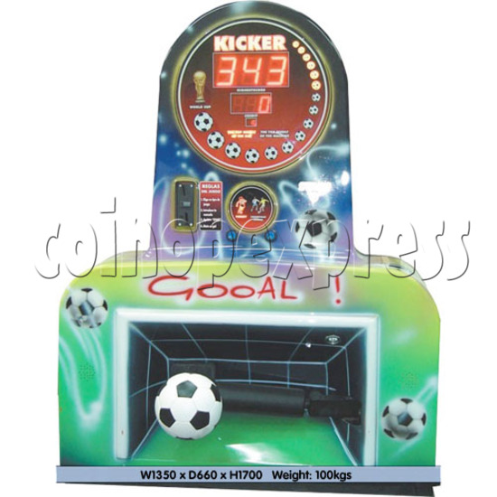 Football Kicker (Air Bush Graphics) 14382