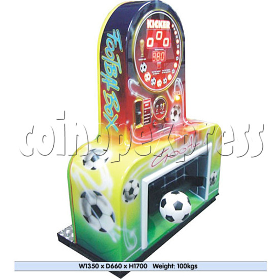 Football Kicker (Air Bush Graphics) 14384
