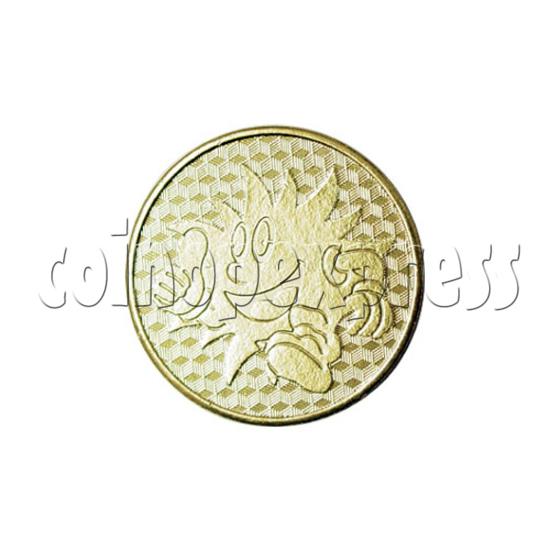 Token-Brass 14503