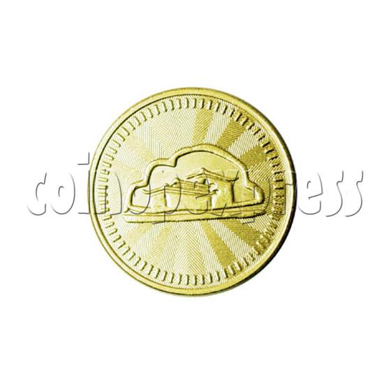 Token-Brass 14505