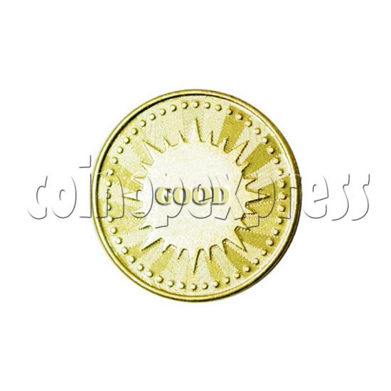 Token-Brass 14506