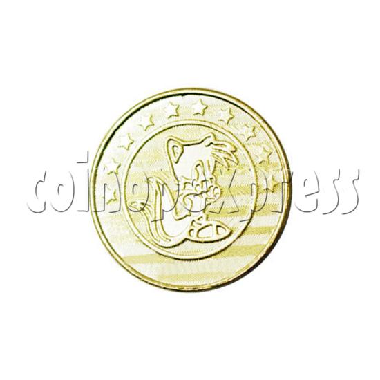 Token-Brass 14507