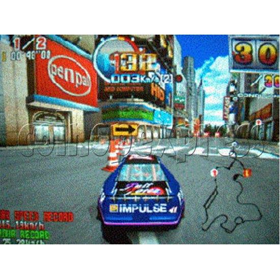 Daytona USA 2: Battle on the Edge DX 14591