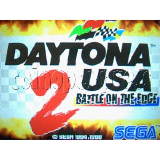 Daytona USA 2 : Battle on the Edge (twin) 14592