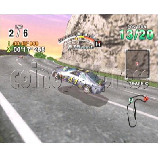 Daytona USA DX 14595