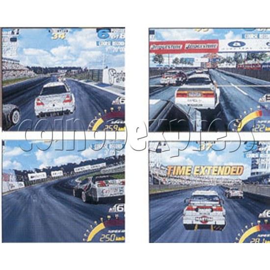 Touring Car (Twin) 14644