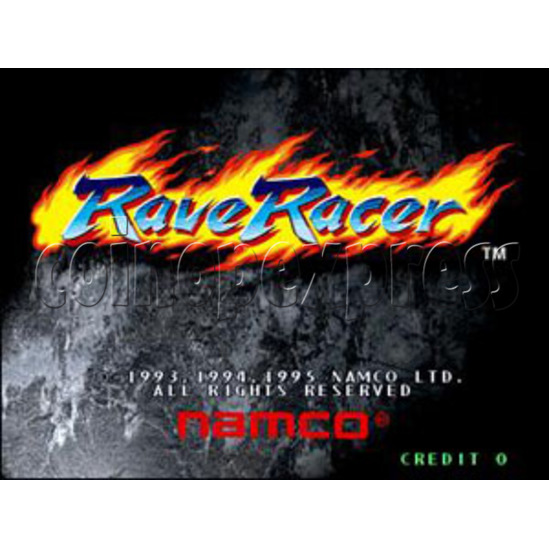 Rave Racer (Twin) 14723