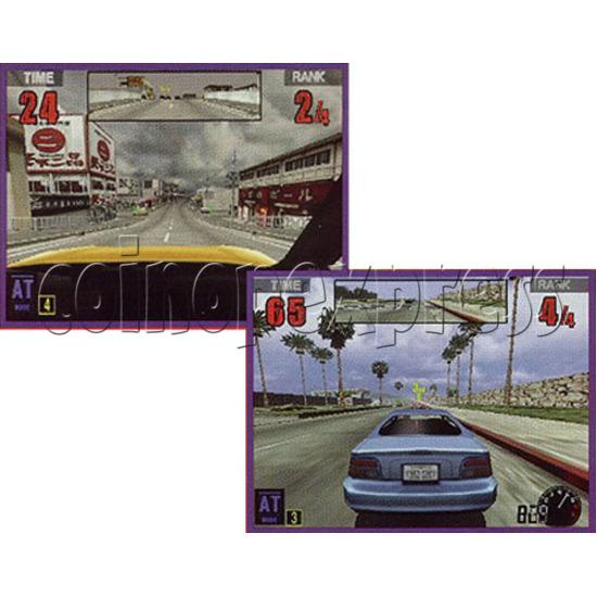 Thrill Drive twin 14731