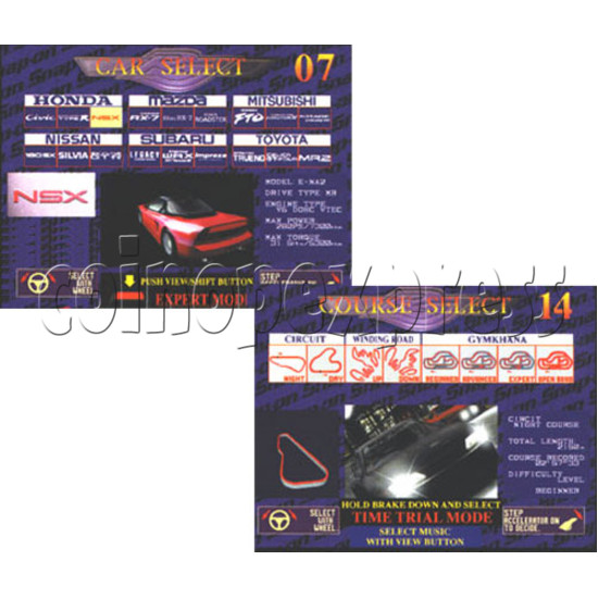 Racing Jam Twin 14732