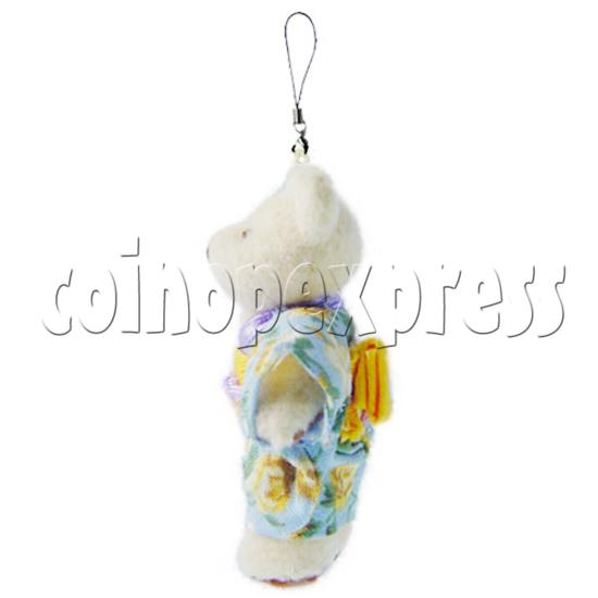 """2"""" Kimono Teddy Bear 14754"""