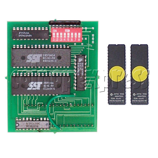 Daytona GTX 2004 Upgrade Kit pcb