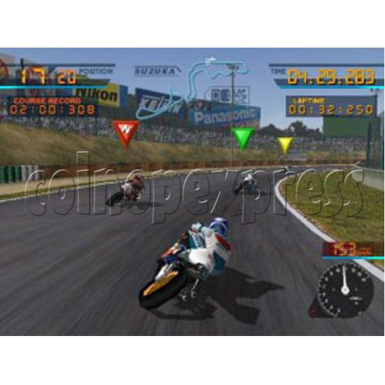Namco 500 GP (DX) 15120