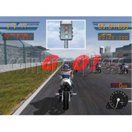 Namco 500 GP (SD) 15121