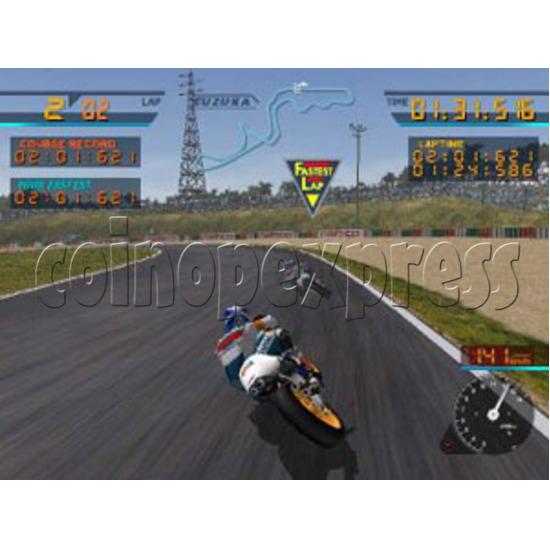 Namco 500 GP (SD) 15122