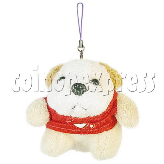 "2.5"" Music IC Sweater Dog 15417"