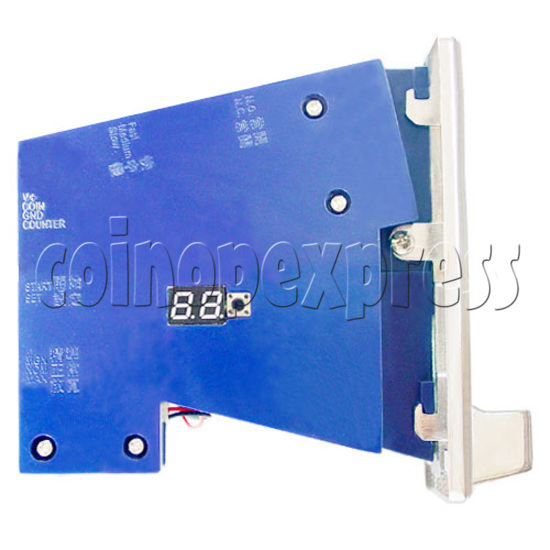CPU Recognize Coin Acceptor with PC connector (5 coins 5 signals) 15544