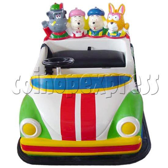 Naughty Animal Battery Car 15569