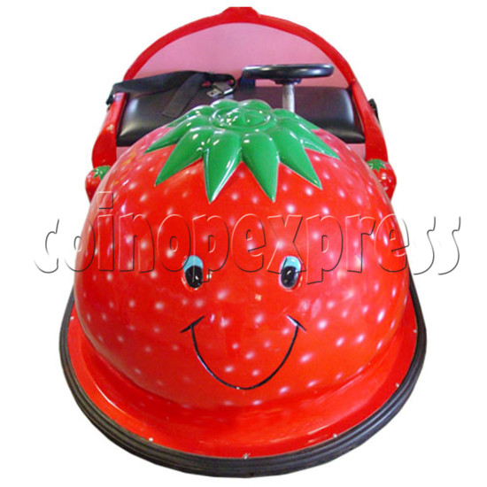 Ms Strawberry Battery Car 15580