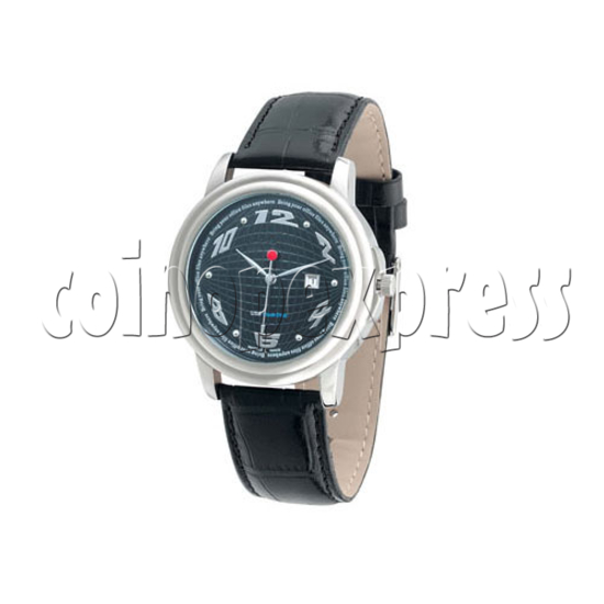 64M USB Leather Watches 16019