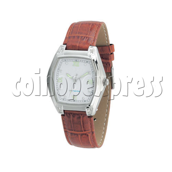 64M USB Leather Watches 16023
