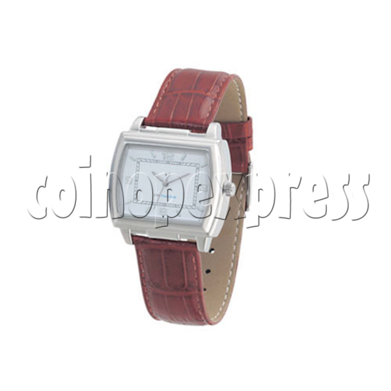 64M USB Leather Watches 16026