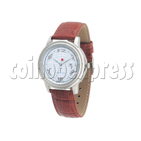 64M USB Leather Watches 16029