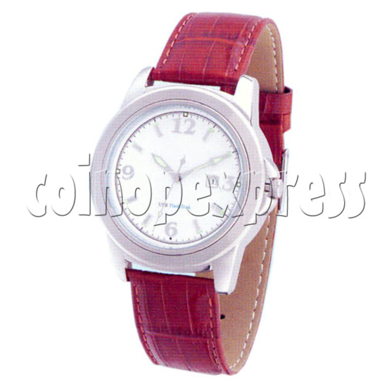 64M USB Leather Watches 16032
