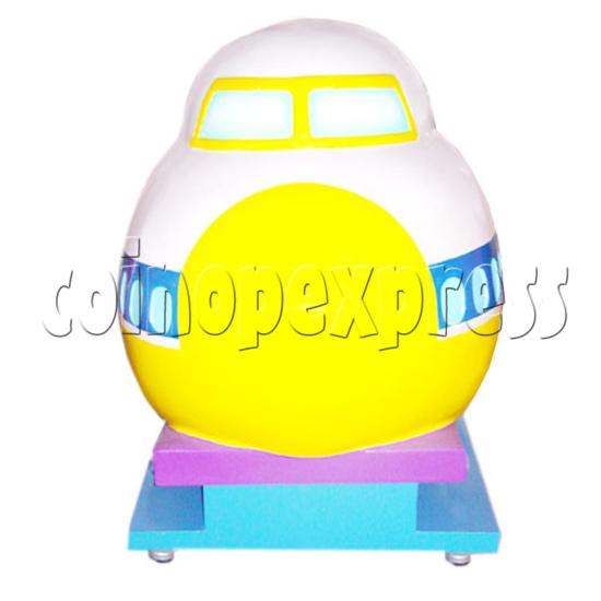 Monitor Aeroplane Kiddie Ride 16063