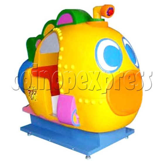 Monitor Fish Kiddie Ride 16319