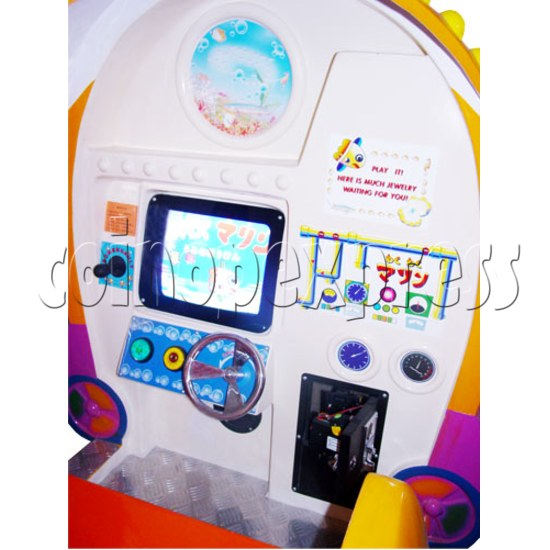 Monitor Fish Kiddie Ride 16321