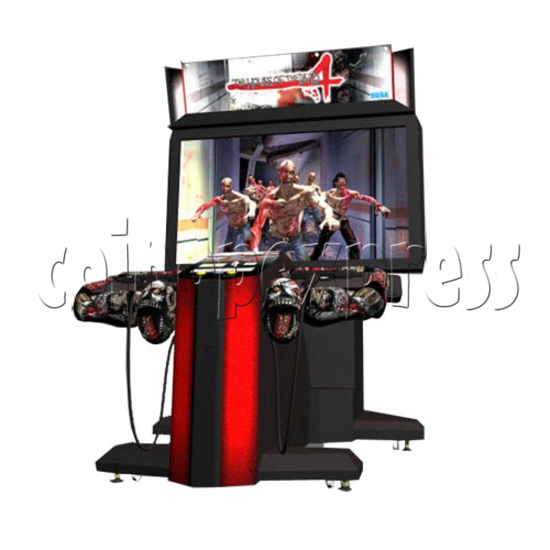 House of Dead 4 DX machine 16323