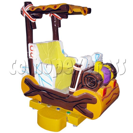 Road Roller Kiddie Ride 16356