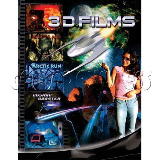 XD Theater Virtual Reality Cinema 16364